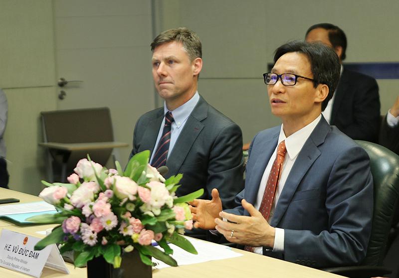 Việt Nam đã đạt được nhiều tiến bộ về bảo đảm an toàn thực phẩm