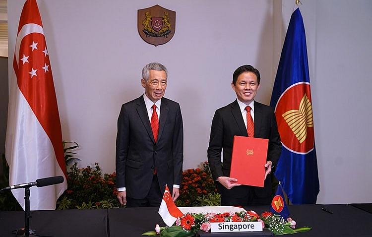 Quốc gia ASEAN đầu tiên hoàn tất phê chuẩn RCEP
