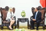 Thủ tướng Nguyễn Xuân Phúc mong muốn Đan Mạch đẩy mạnh hợp tác đầu tư, thương mại