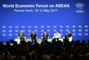 Việt Nam nhận bàn giao vai trò nước chủ nhà của WEF ASEAN năm 2018