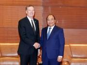 Thúc đẩy hơn nữa quan hệ hợp tác giữa Việt Nam và Hoa Kỳ