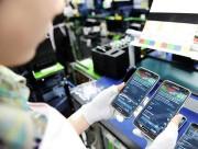 Xuất khẩu điện thoại, máy tính thu hơn 8.000 tỷ đồng trong 4 ngày