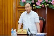 Thủ tướng Nguyễn Xuân Phúc làm việc với lãnh đạo 6 tỉnh miền núi phía Bắc