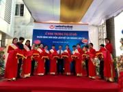LienVietPostBank khai trương trụ sở mới tại Lào Cai