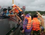 Gần 3.000 du khách mắc kẹt trên đảo Cô Tô do thời tiết xấu