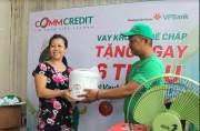Tiểu thương hào hứng với chương trình Vay nhanh VPBank