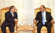 Thủ tướng mong muốn Tập đoàn TCC hỗ trợ nông dân Việt Nam tiêu thụ nông sản