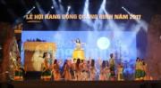 Khai mạc Lễ hội hang động Quảng Bình năm 2017