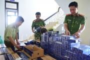 Thừa Thiên Huế bắt giữ 20.000 bao thuốc lá lậu