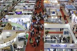 TP. Hồ Chí Minh: Khai mạc 3 triển lãm chuyên ngành giấy, cao su và in ấn