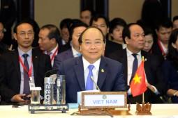 Thủ tướng Nguyễn Xuân Phúc kết thúc chuyến tham dự Hội nghị ACMECS 8 và CLMV 9