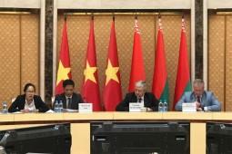 Tăng cường phát triển quan hệ kinh tế thương mại Việt Nam – Belarus