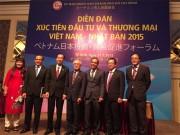 Thúc đẩy đầu tư - thương mại giữa TP.Hồ Chí Minh và Nhật Bản