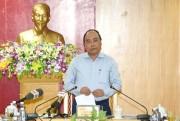 Thủ tướng Nguyễn Xuân Phúc: Nếu Formosa vi phạm trở lại sẽ đóng cửa nhà máy!