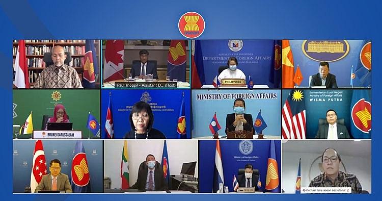 ASEAN và Canada củng cố quan hệ đối tác
