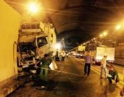Thừa Thiên Huế: Tai nạn tại hầm đường bộ Hải Vân, 2 người thương vong