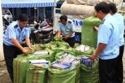 Tăng cường công tác chống buôn lậu thuốc lá điếu, mặt hàng đường nhập lậu
