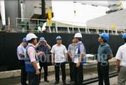 Đẩy nhanh tiến độ xây dựng Nhà máy nhiệt điện Duyên Hải II mở rộng