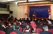Thủ tướng gặp gỡ doanh nhân Việt kiều tại Thái Lan