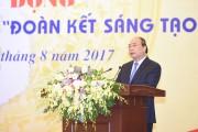 Toàn văn phát biểu của Thủ tướng tại Lễ công bố Sách vàng Sáng tạo Việt Nam