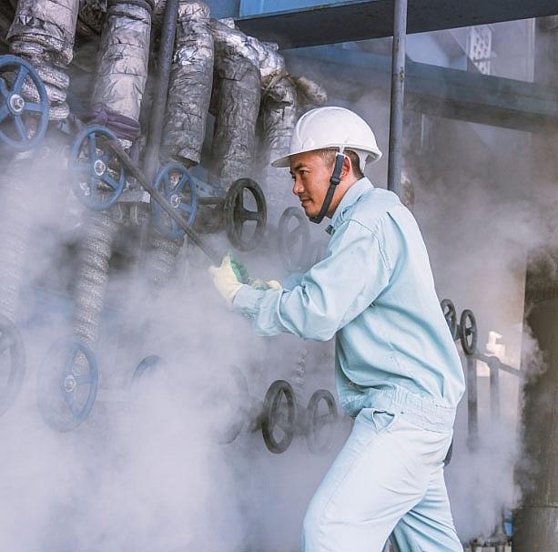 Nhiệt điện Hải Phòng- Hành trình trên vùng đất khó