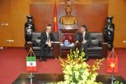 Hy vọng Việt Nam và Mexico sớm hoàn tất việc phê chuẩn TPP