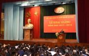 Thủ tướng nhấn mạnh 5 vấn đề tại Học viện Chính trị quốc gia Hồ Chí Minh