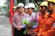 PC Thừa Thiên Huế hỗ trợ khắc phục hậu quả bão số 10 tại Quảng Bình
