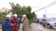 EVNCPC tích cực khắc phục thiệt hại sau bão