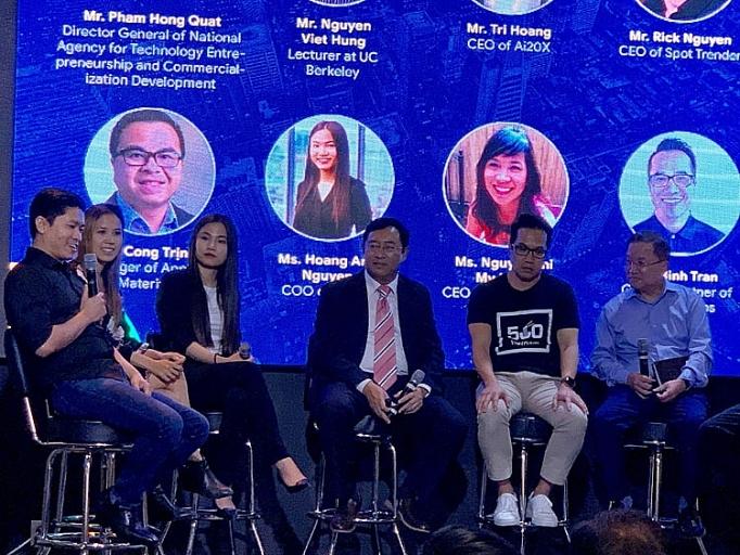 techfest vietnam 2019 tai hoa ky dua khoi nghiep viet nam tiem can chuan quoc te