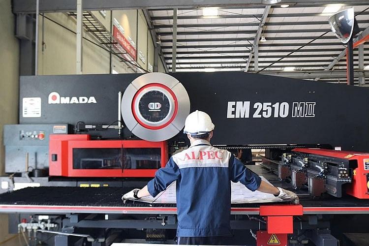 Xuất khẩu thang máy Việt Nam ra thị trường quốc tế