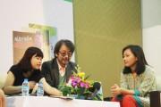 Nhà văn Nhật đánh giá cao tranh minh họa của họa sĩ Việt 9X