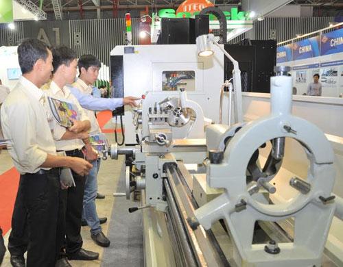 Thúc đẩy phát triển ngành công nghiệp chế tạo và gia công kim loại Việt Nam