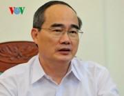 Ông Nguyễn Thiện Nhân: 'Văn kiện ĐH Đảng XII đặt Mặt trận đúng vị trí'