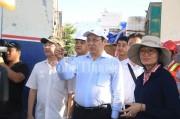 Chủ tịch TP. Đà Nẵng thị sát nhiều tuyến đường trọng điểm trong khuôn khổ APEC 2017