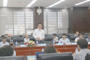 Đà Nẵng: Ban quản lý Các khu công nghiệp và chế xuất đối thoại với doanh nghiệp