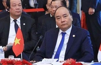 thu tuong tham du hoi nghi cap cao hop tac mekong nhat ban lan thu 10