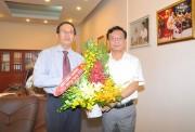 Cơ quan đại diện Báo Công Thương chúc mừng các trường nhân Ngày Nhà giáo Việt Nam