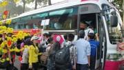 Hà Nội sẽ miễn phí xe cho 20.000 công nhân về quê đón Tết