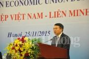 Việt Nam – Người kết nối  ASEAN và Liên minh kinh tế Á Âu