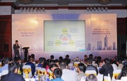 Diễn đàn DN Việt Nam - Hàn Quốc về ngành hoá chất xây dựng
