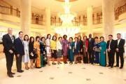 Chủ tịch BRG tiếp Phó Chủ tịch WB phụ trách khu vực Đông Á - Thái Bình Dương