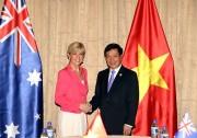 Quan hệ Đối tác toàn diện Việt Nam- Australia phát triển mạnh mẽ