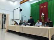 Phó Thủ tướng thị sát ứng phó bão số 14 tại Ninh Thuận, Khánh Hòa