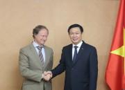 Việt Nam mong EU sớm phê chuẩn các thỏa thuận của EVFTA