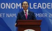 Chủ tịch nước ca ngợi thành công của Năm APEC Việt Nam 2017