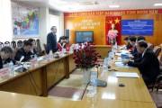 Quảng Ninh hội đàm hợp tác kinh tế qua biên giới Móng Cái - Đông Hưng
