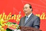 Thủ tướng Nguyễn Xuân Phúc dự Hội nghị quán triệt Nghị quyết Trung ương 4 khóa XII