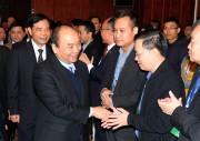 Phó Thủ tướng Vũ Đức Đam chúc mừng Giáng sinh 2017 tại Nghệ An, Hà Tĩnh