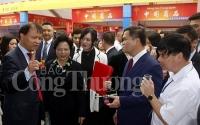 khai mac hoi cho thuong mai du lich quoc te viet trung mong cai dong hung 2019